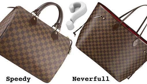 Ask Megs: Louis Vuitton Speedy versus Neverfull