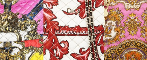 D&G takes its final bow with a lineup of bold handbags