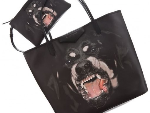 Would you carry the Givenchy Rottweiler Antigona Tote?