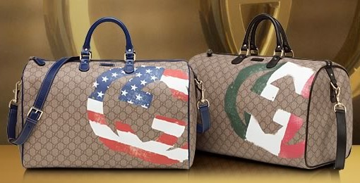 PurseBlog Asks: What do you think of the Gucci GG Flag Collection?