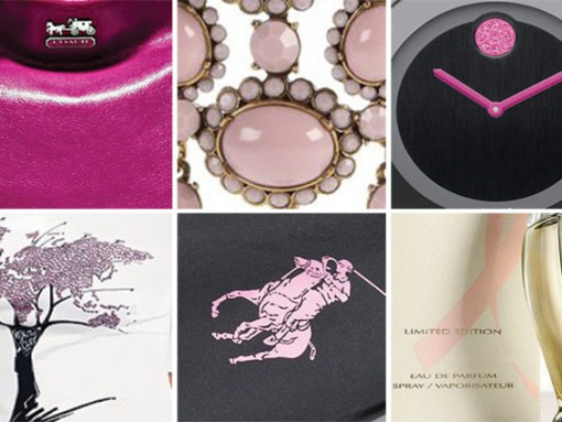 Accessorize for a cause during Breast Cancer Awareness Month