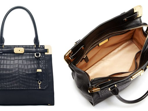 The Michael Kors Blake Satchel Bag Knows How To Make Any Girl Swoon