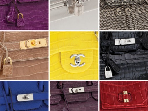 Check out the incredible bags from the Heritage Auctions Handbags & Luxury Accessories December Auction