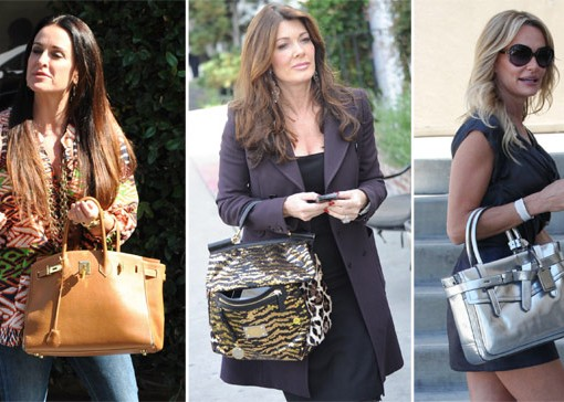 The Many Bags of The Real Housewives of Beverly Hills