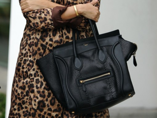 Ask Megs: Does the Celine Luggage Tote have staying power?