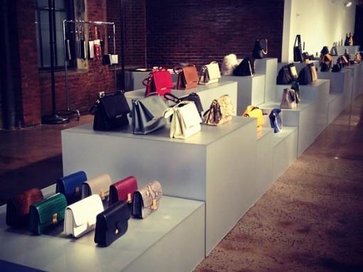 An Instagram Insider Peek at the Bags of Celine Pre-Fall 2013