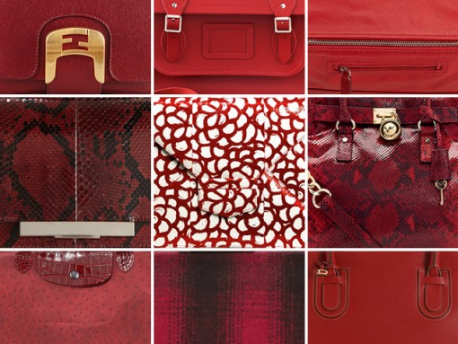 January Birthday Gift Guide 2013: Garnet Handbags