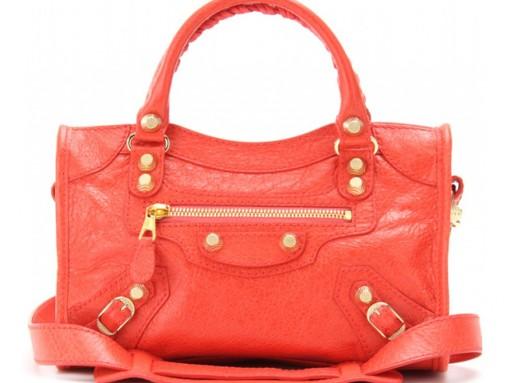 Introducing the Balenciaga Mini City Bag