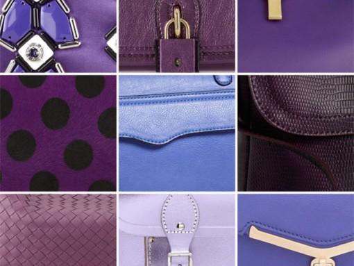 February Birthday Gift Guide 2013: Amethyst Handbags