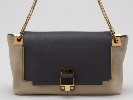 Lanvin focuses on handbags for Spring 2013