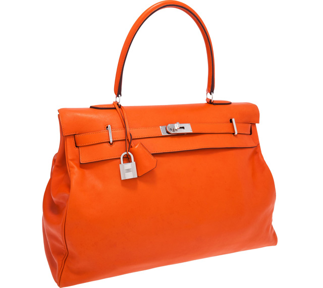 Kim Kardashian to sell her Hermes Kelly Relax Shoulder Bag 50cm