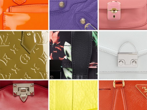 As temperatures get hotter, your favorite bags get smaller