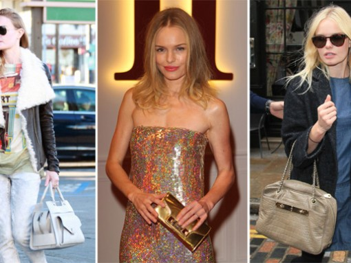 The Many Bags of Kate Bosworth
