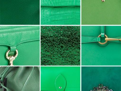 May Birthday Gift Guide 2013: Emerald Handbags