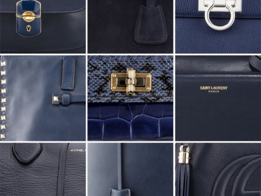 These dozen bags prove that navy might be the next big neutral