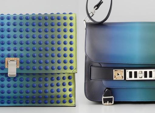 Love it or Leave it: Proenza Schouler Ombre Bags