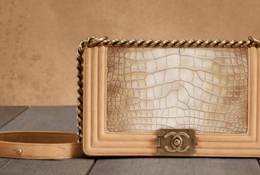 Check Out the Bags of Chanel Metiers d'Art 2013, Now in Stores