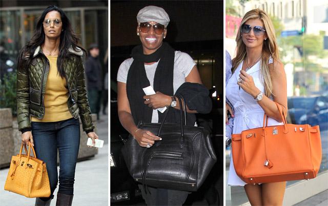 The Many Bags Of Bravolebrities Purseblog