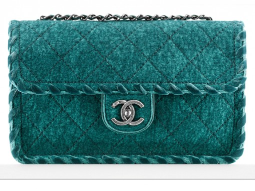 Chanel Debuts New Site, New Bags For Pre-Collection Fall 2013