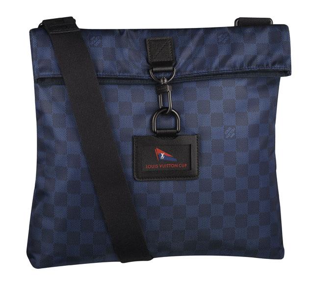 Louis Vuitton Cup Damier Crossbody Bag
