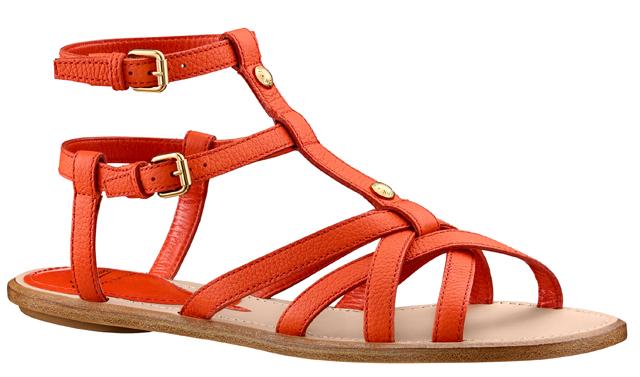 Louis Vuitton San Francisco Ethnic Sandals