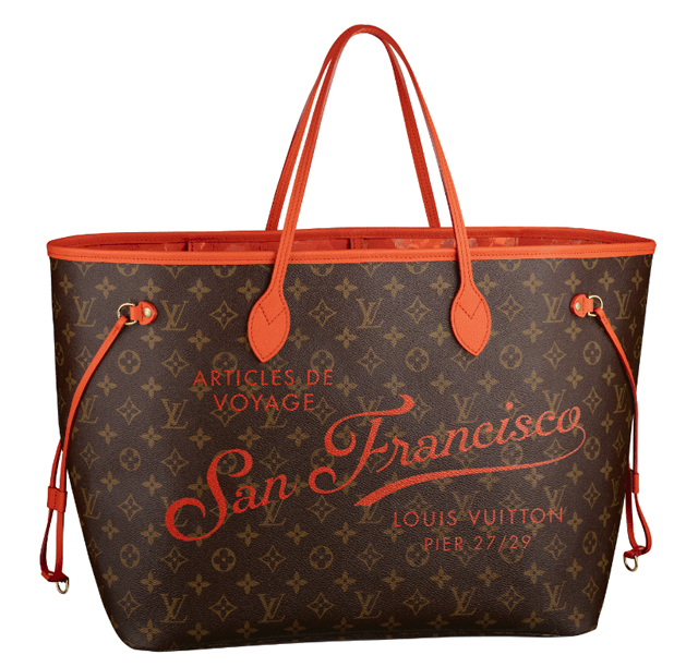 Louis Vuitton San Francisco Neverfull Bag