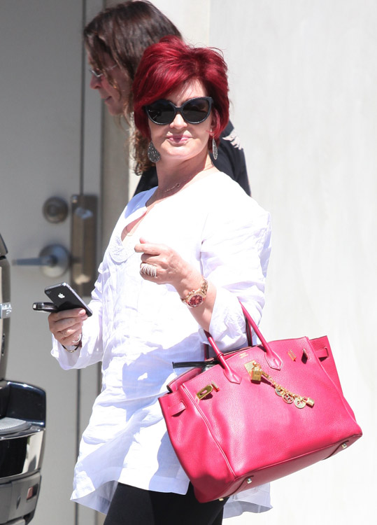 The Many Bags of Sharon Osbourne (27)