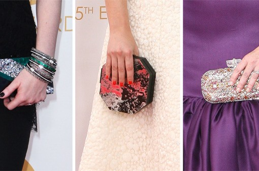 The Many Bags of Celebs at the 2013 Emmy Awards
