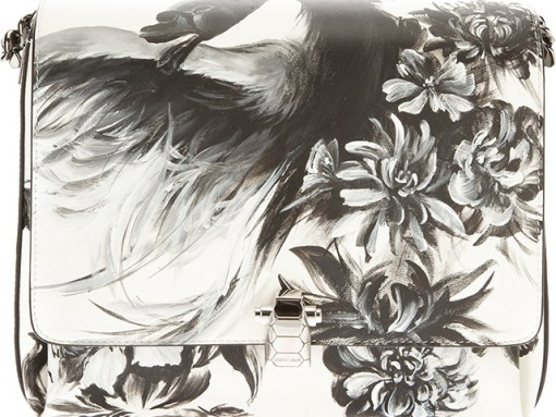 This Roberto Cavalli Bag is Like Carrying a Little Work of Art