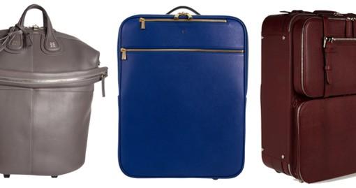 Beyond the Handbag: Travel with a Designer Suitcase
