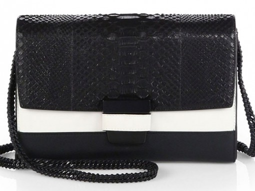 Narciso Rodriguez Might Have Won the Black-and-White Bag Wars