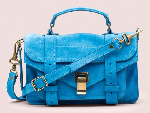 The Proenza Schouler PS1 Gets a Brand New, Tiny Version for Fall 2013