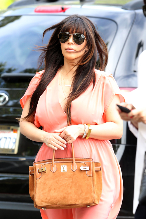 The Many Bags of Kim Kardashian 16