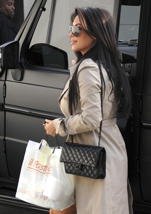 The Many Bags of Kim Kardashian 21