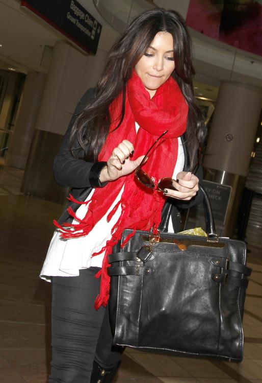 The Many Bags of Kim Kardashian 3