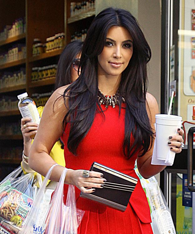 The Many Bags of Kim Kardashian 30