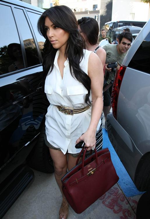 The Many Bags of Kim Kardashian 33
