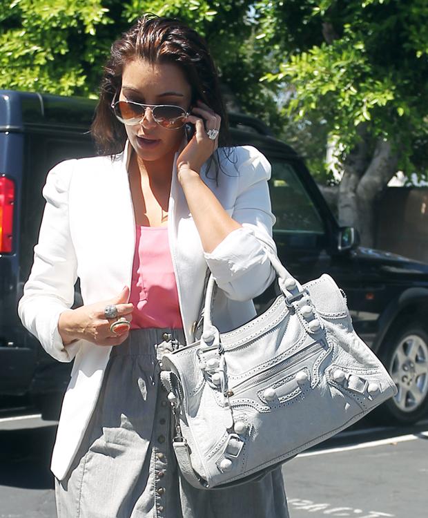 The Many Bags of Kim Kardashian 35
