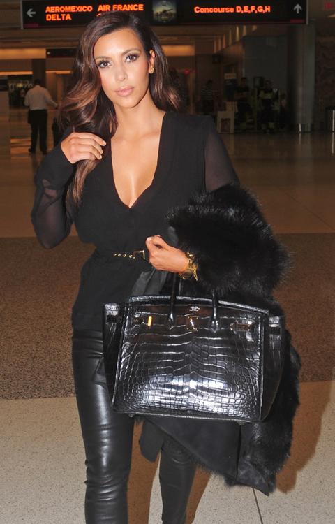 The Many Bags of Kim Kardashian 45