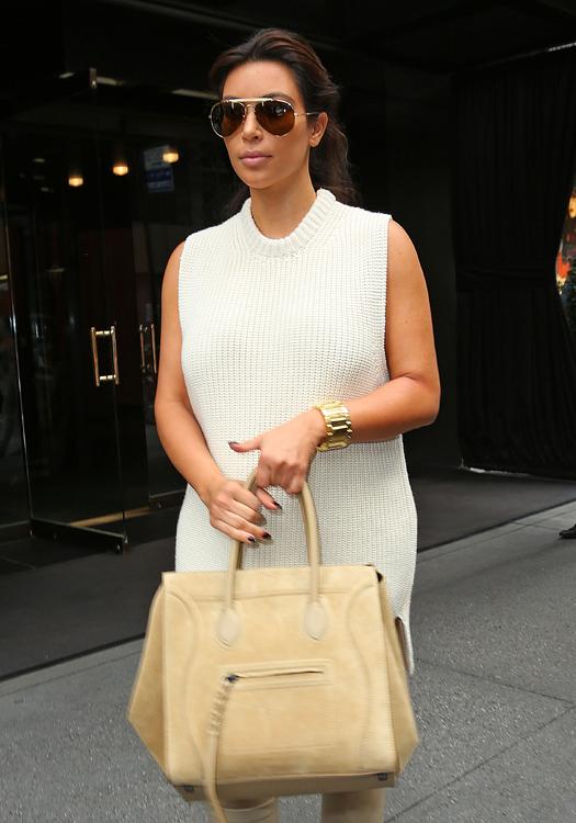 The Many Bags of Kim Kardashian 47
