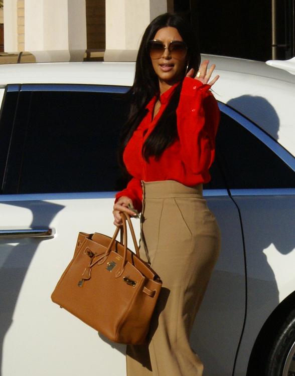 The Many Bags of Kim Kardashian 5