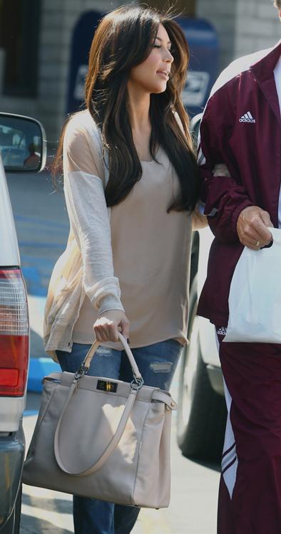 The Many Bags of Kim Kardashian 60