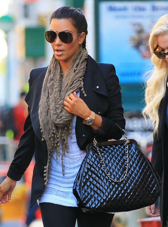 The Many Bags of Kim Kardashian 63