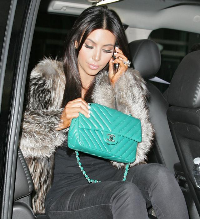 The Many Bags of Kim Kardashian 8