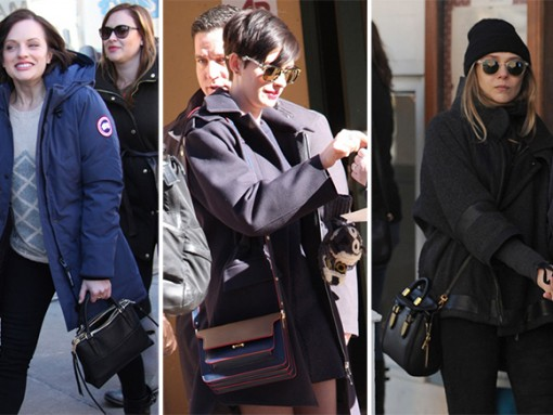 The Many Bags of Celebs at the 2014 Sundance Film Festival