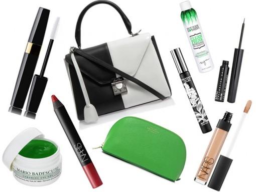 PurseBlog Beauty: Inside My New York Fashion Week Makeup Bag