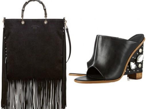 Perfect Pairs: Gucci Bamboo and Tibi Mules