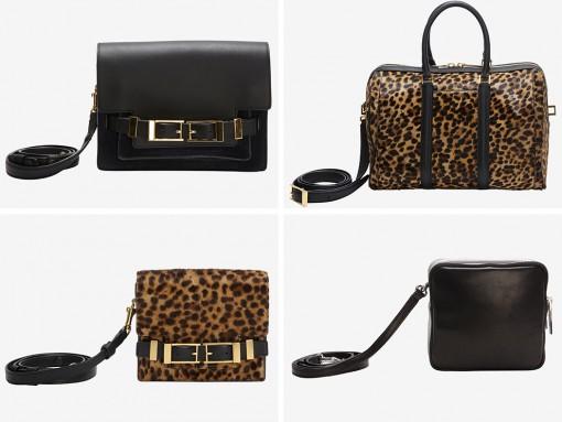 A.L.C. Launches Handbags with New Arrivals at Intermix