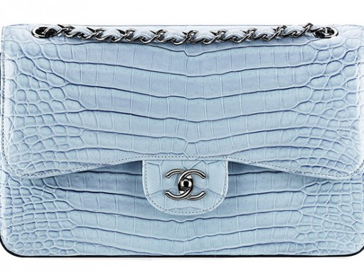 Check Out Chanel's Spring 2014 Bags, Now in Stores