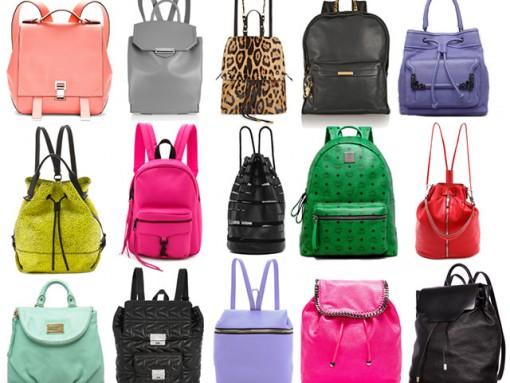 23 Best Bets from Spring's Bumper Crop of Designer Backpacks